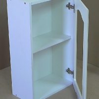 Шкаф навесной одностворчатый